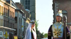 Dimanche, la ducasse d'Ath