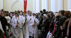 Hausse de 2% du nombre de catholiques dans le monde