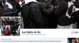 L'apologie de la violence sur Facebook