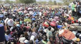Sud-Soudan : l'Eglise appelle à ne pas abandonner les déplacés de guerre