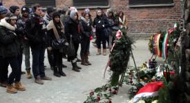 170 étudiants belges à Auschwitz-Birkenau