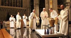 L'agenda de la Semaine Sainte