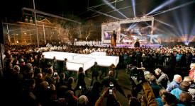 La première édition flamande «La Passion» s'est donnée en spectacle à Merchtem