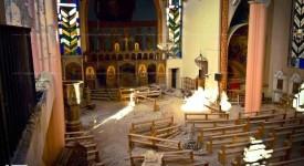 L'Archevêché de Homs rouvert
