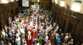 Jubilé du Saint Sang à Bois-Seigneur-Isaac