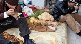Bruxelles : Manifestation de sans papiers après la mort de deux demandeurs d'asile