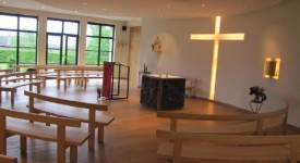 Les 10 ans de la chapelle St-Damien