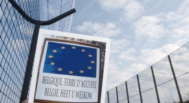 En Belgique, accueil des réfugiés rime avec Centres fermés