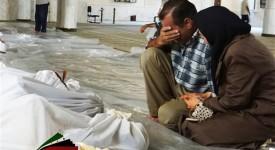 Elevons nos consciences contre la guerre en Syrie