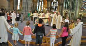 Arlon : Centenaire de l'église Saint-Martin