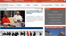 Nouveau look pour le site de Radio Vatican