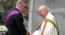 Namur : « Exercer l'autorité avec indulgence »
