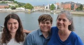 Une Américaine d'origine juive sur les pas de l'Abbé Joseph André