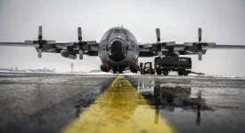 Aide humanitaire pour l'Irak : le C130 a enfin décollé !
