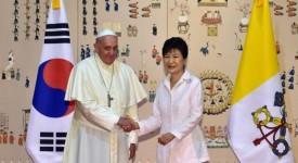 Corée : un voyage papal réussi !