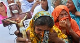 Les chrétiens du Pakistan expriment leur colère