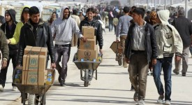 Plus de trois millions de Syriens ont quitté leur pays