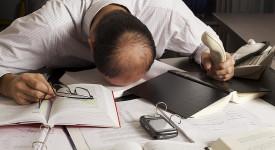 Absence prolongée et dépression pour les travailleurs belges