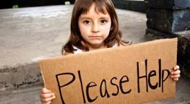 Etats-Unis – Des millions d'enfants à la rue