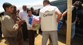 Le Vicariat du Brabant flamand fait un don de 25.000 euros pour les réfugiés au Liban