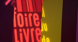 Livres, mots et liens à la Foire du livre de Bruxelles