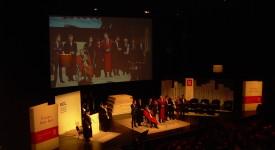 UCL : Un trio remarquable honoré