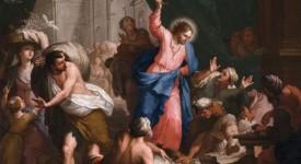 Evangile de dimanche 8 mars 2015 (3e dimanche de Carême – Jean 2, 13 – 25) : La colère de Jésus