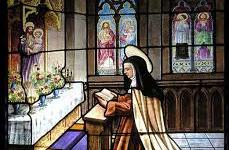 Ste Thérèse d'Avila : Conférence de Mgr Delville à Liège