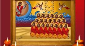 Veillée à Louvain pour les Coptes décapités en Libye