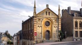 Les musulmans se mobilisent pour la plus ancienne synagogue de Belgique