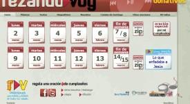 Un site espagnol de prières performant