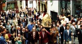 Tour St Vincent: Soignies fête le patron de la cité