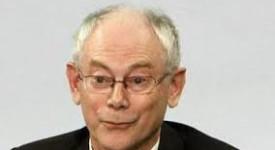 Invité sur le plateau, Herman Van Rompuy