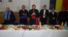 Célébration syriaque à Herstal : l'album photos et le message de l'évêque de Liège