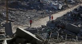 Gaza : les femmes et les enfants représentent 70% des blessés