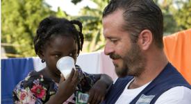 L'humanitaire, un engagement à risque