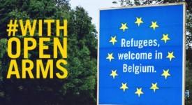Belgique – Une opération commune en faveur des réfugiés