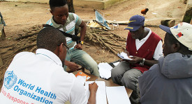Sierra Leone: le vaccin expérimental utilisé contre Ebola