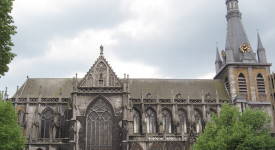 Liège: La Cathédrale Saint-Paul va être «reliftée» jusque Noël 2022!