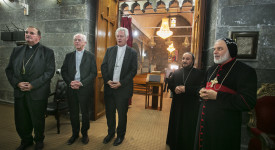 Chrétiens d'Orient:une présence précieuse à sauvegarder