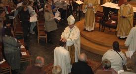 Tournai : ordination diaconale