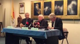 Synode: «L'Eglise n'a pas tranché, mais elle a changé de langage», assure Mgr Bonny