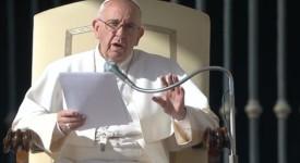 Audience du pape : l'éloge du pardon en famille