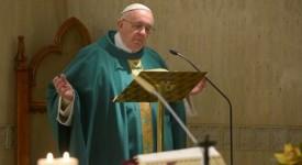 Pape François : «Jésus pleure sur nos guerres»