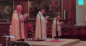 Les attentats de Paris au coeur des célébrations dans les diocèses