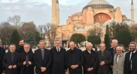 Une délégation des évêques belges reçue à Istanbul