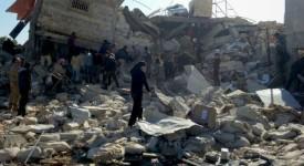 La guerre en Syrie n'épargne pas les humanitaires