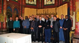 Mgr Vancottem à ses «jeunes prêtres» : «Soyons attentifs les uns aux autres»