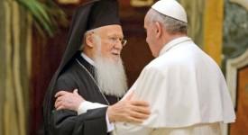 Athènes confirme la visite du pape François et du patriarche Bartholomée 1er