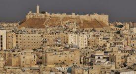 Bombardements intenses à Alep